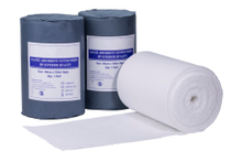 4-ply Gauze Roll 40S/19X15 White And Blue Kraft Paper